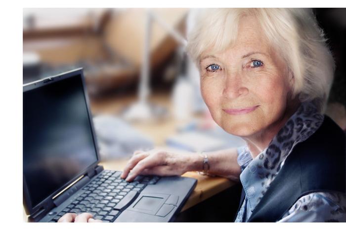 Компьютерная грамотность обучение на дому для пожилых сценарии праздника в доме престарелых
