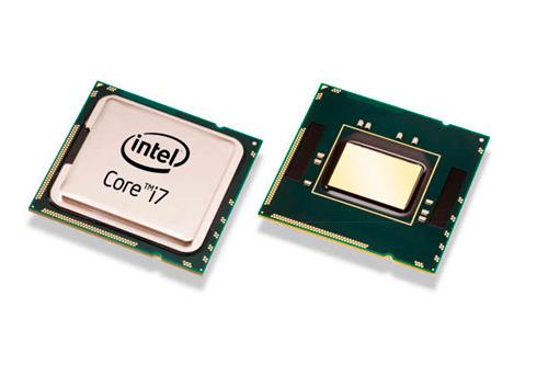 Компьютерный процессор Intel Core i7